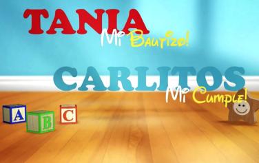 Tania y Carlitos